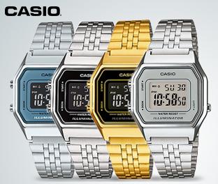 Casio Orologio unisex serie LA680