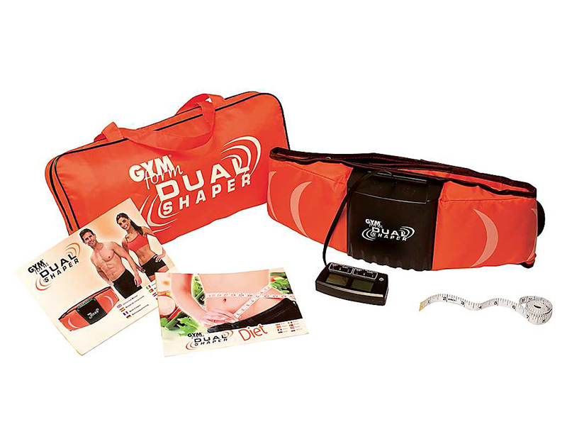 Fascia massaggiante gymform dual shaper stoprice for Stoprice recensioni