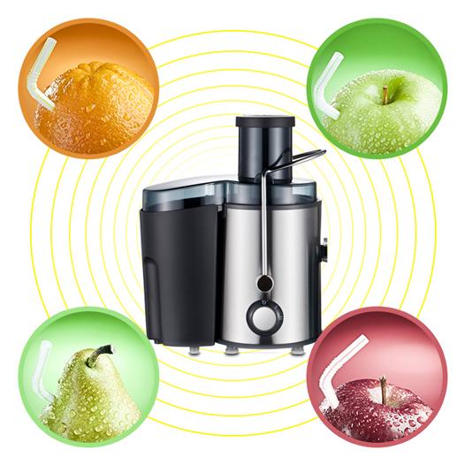 Estrattore di succo frutta e verdura professionale 850w for Estrattore succo