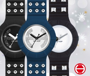Stoprice Hip Hop Orologi Donna Crystal And Rock Collection