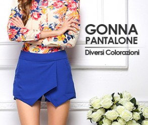 Gonna pantalone summer collection