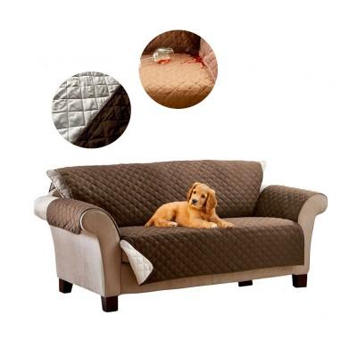 Clever sofa double face copridivano impermeabile antimacchia proteggi da peli