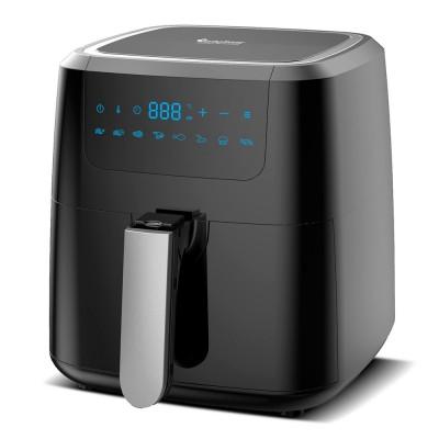 Friggitrice ad aria 5 litri con schermo touch 1400w