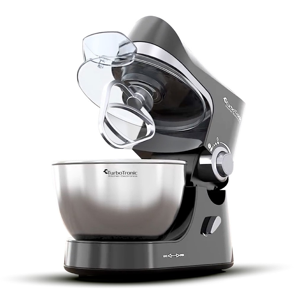 Stoprice Turbotronic Robot Da Cucina Professionale 2000w 5 Litri