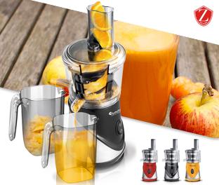 Turbotronic estrattore di succo frutta verdura 37 giri