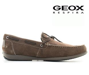 Geox Mocassino Uomo Ascani A-Suede Dove Grey