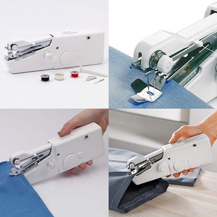 Mini macchina da cucire manuale portatile stoprice for Mini macchina da cucire portatile singer
