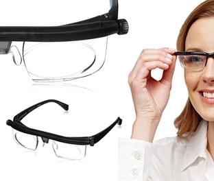 Smart Glass Occhiali da lettura graduati con lenti regolabili