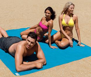 Sand Free telo elimina sabbia e terra