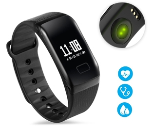 Smart Health SP1 braccialetto fitness frequenza cardiaca
