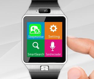 Smartwatch DZ09 con slot SIM