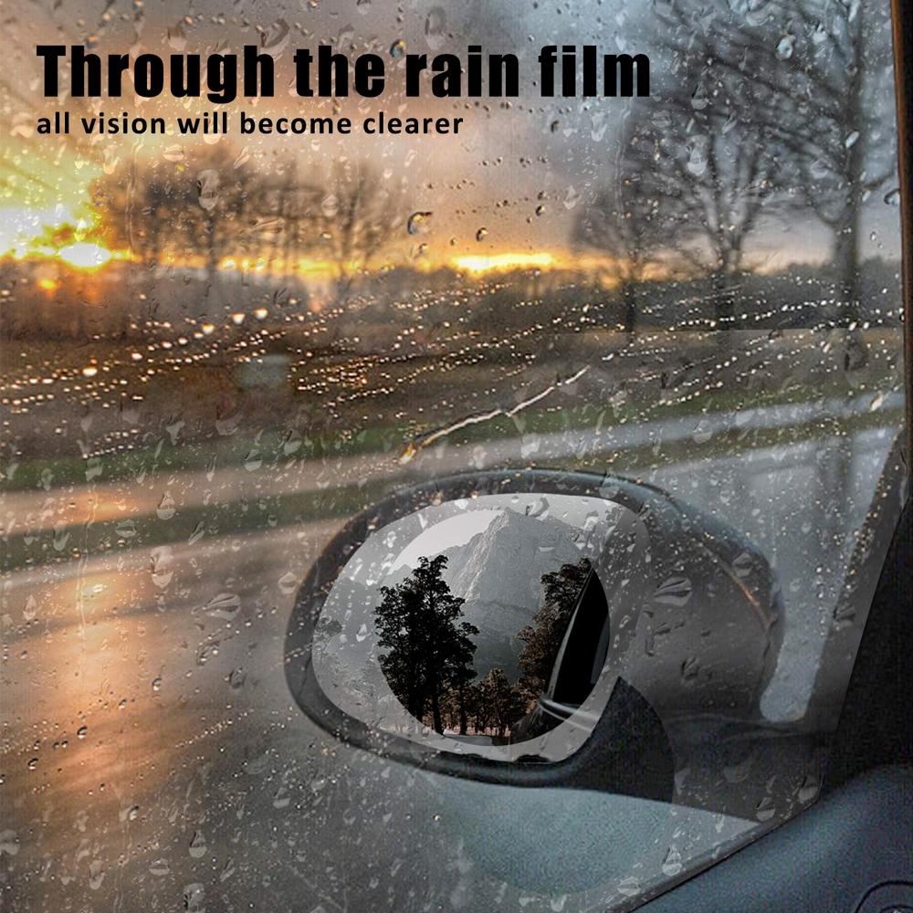 pellicola anti pioggia