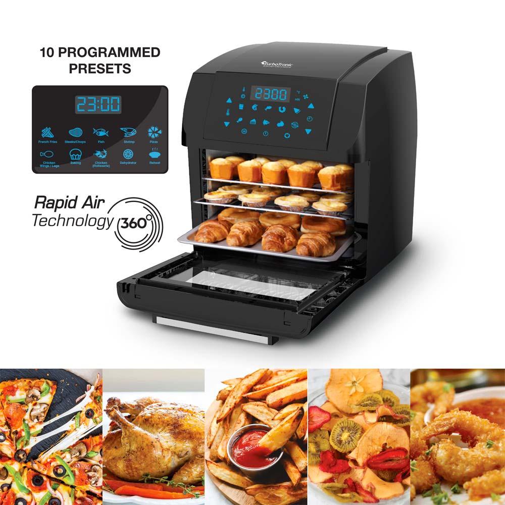 forno friggitrice aria 12L
