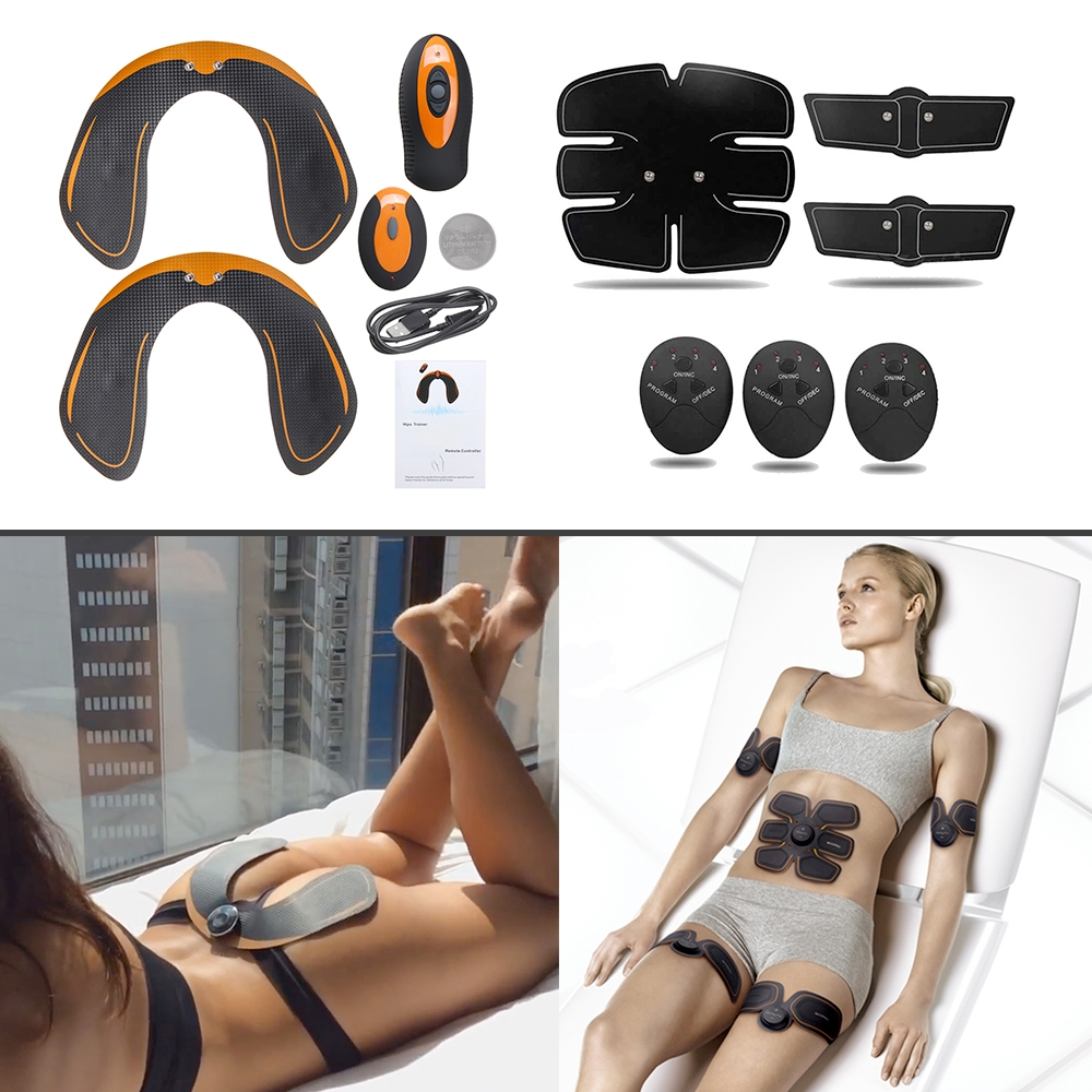 abs glutei addome