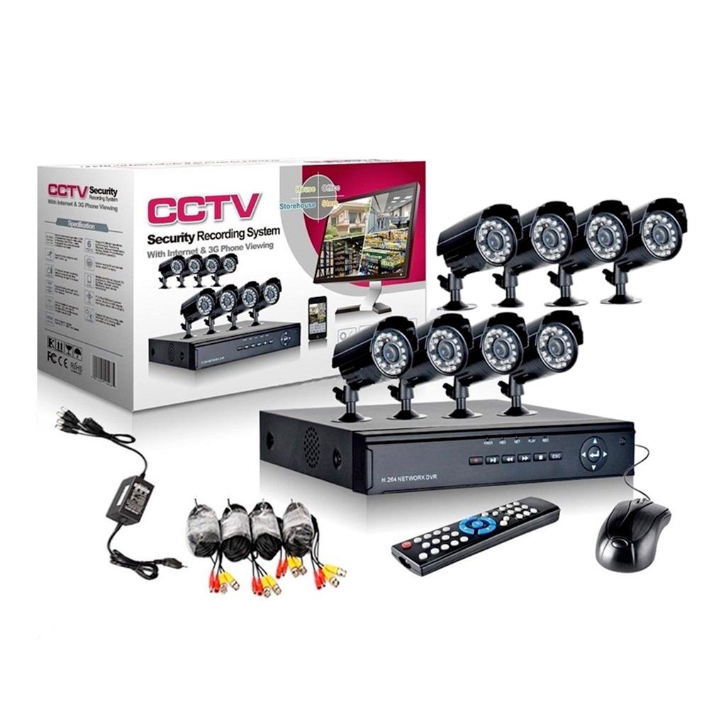 kit videosorveglianza