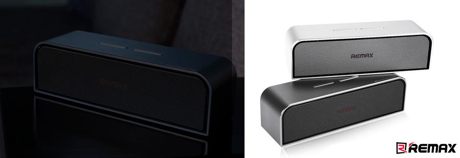 CASSA SPEAKER BLUETOOTH REMAX RB-M8 RICARICABILE Tecnologia Bluetooth 4.0